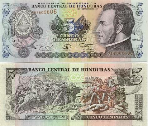 レンピラ (通貨) - 通貨 | 国の...